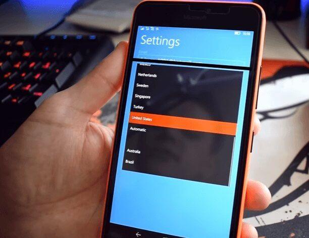 configurar vpn hotspot shield para windows phone