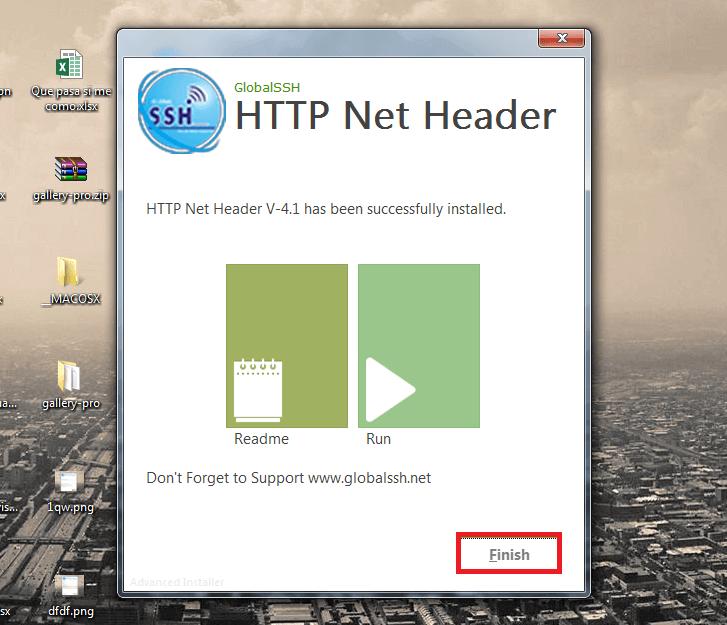 internet ilimitado http net header v4.1